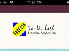 To Do List Freedom 1.0 Screenshot