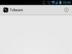 Tobeam, More simple to Beam 0.1 Screenshot