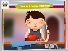 Review Screenshot - A Cooking Game Tailor-Made for the Kids