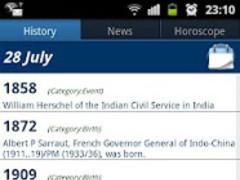 Today In World 1.6 Screenshot