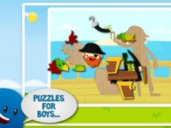 Toddler Puzzles 2 - Boys and Girls 1.3 Screenshot