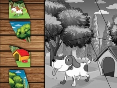 Toddlers Puzzle - The fun animal kids puzzle game 1.1.3 Screenshot