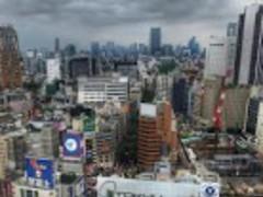 Tokyo Skyline Live Wallpapers 7.0 Screenshot