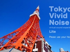 Tokyo Vivid Noise Lite - virtual sound experience - 1.0 Screenshot