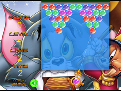 Tom and Jerry Shoot Bubbles 1.0.0 Screenshot