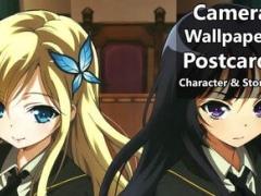 Tomodachi Wallbook Anime 2.3 Screenshot