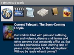 Tomorrow's World 1.5.0 Screenshot