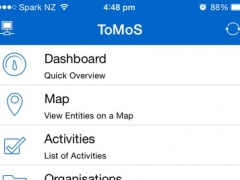ToMoS – MobileCRM for Primary ITO 8.1.6 Screenshot