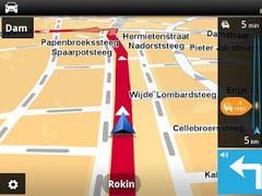 TomTom Benelux 1.2 Screenshot