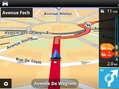 TomTom Europe 1.2 Screenshot