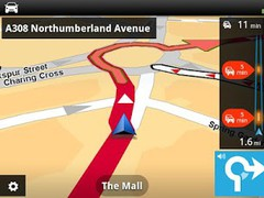 TomTom U.K. & Ireland 1.2 Screenshot
