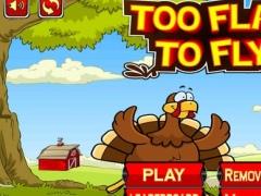 Too Fat To Fly : Tom's Sky Dash 2.4 Screenshot