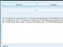 Toolbar Cleaner ActiveX 3.3.3 Screenshot