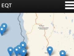 Tools Dept. EarthQuake Tracker 1.0 Screenshot