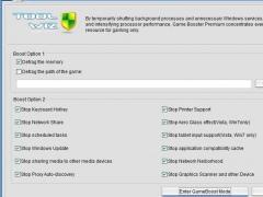 ToolWiz Game Boost 1.3.0.0 Screenshot
