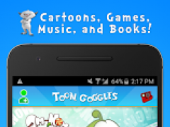 Toon Goggles Cartoons for Kids  Screenshot