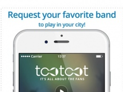 Tootoot - Concerts powered by fans 1.7.1 Screenshot
