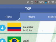 Top 10 Football 1.0.4 Screenshot