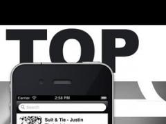 Top 100 Music Video Movie Audio Book Podcast - RSS App Reader 1.5 Screenshot