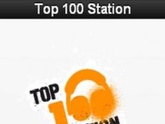 Top 100 Station Radio 1.2 Screenshot