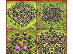 Top Maps for Clash of Clans 1.1 Screenshot