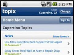 Topix 1.0 Screenshot