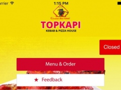 Topkapi Kebab Worksop 3.0.0 Screenshot