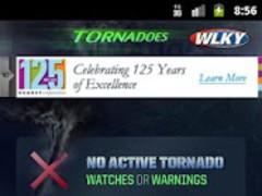Tornadoes WLKY 32 2.2 Screenshot