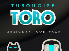 Toro Turquoise HD Icon Pack 1.6 Screenshot