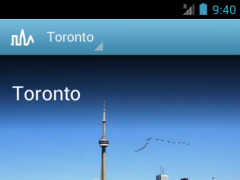 Toronto Travel Guide 4.5.7 Screenshot