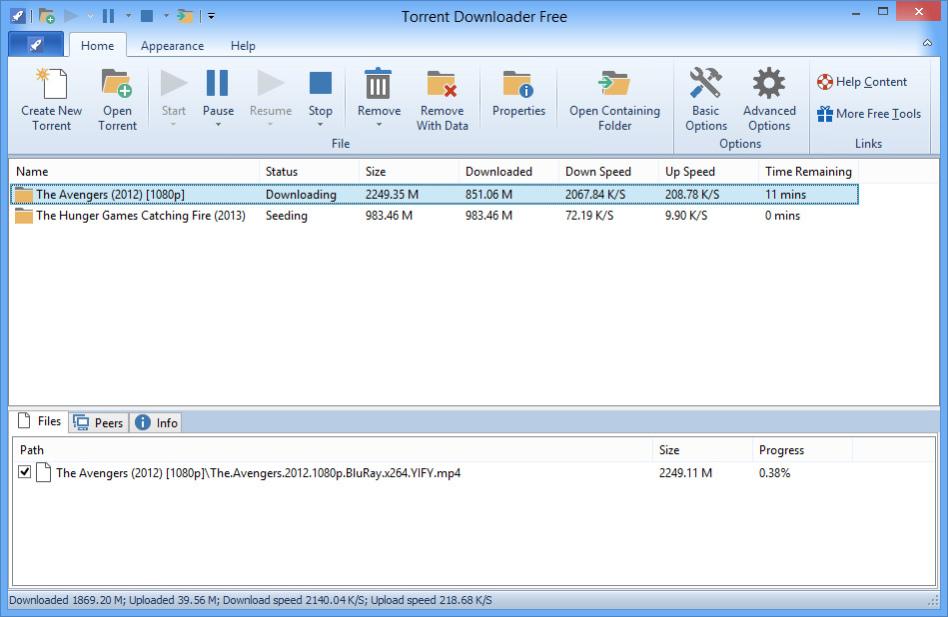 torrent downloader software free download latest version