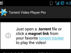 Torrent Video Player- TVP Pro  Screenshot