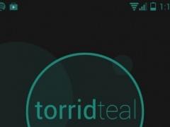 Torrid Teal CM10 Theme 1.2.5 Screenshot