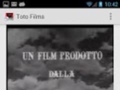 Totò Films 1.0 Screenshot