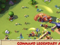 Total Conquest - Online combat and strategy 2.1.0 Screenshot