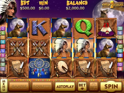 totem treasure 2 slots free download