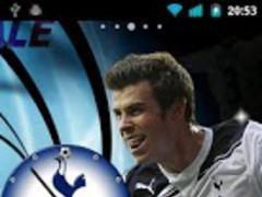 Tottenham Hotspur Clock Widget 1.0 Screenshot