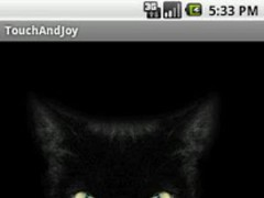 Touch and Joy Kitty free 1.3 Screenshot