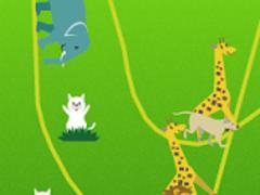 Touch and walk! Animal Parade 1.7 Screenshot