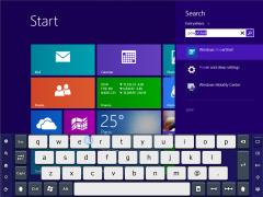 Touch-It - Virtual keyboard 5.13 Screenshot