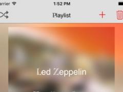 Touch Musical Tunes 1.0 Screenshot
