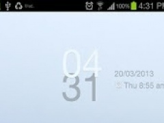 Touch Sense Theme Go Locker 1.9 Screenshot