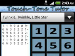 Touch-Tone Tutor 1.0 Screenshot