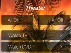 TouchControl Universal Remote With Automation 9.3 Screenshot