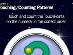 Touching/Counting Patterns Lite - TouchMath Adventures 1.1 Screenshot