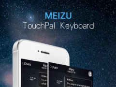 TouchPal Meizu Style Theme 1 Free Download