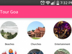 Tour Goa 2.0 Screenshot