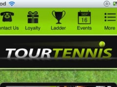 Tour Tennis 1.0 Screenshot