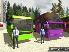 Tourist Bus Driver 3D – Public Transport Simulator 1.0 Screenshot