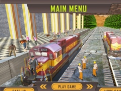 Tourist Flying Train Simulator 1.1 Screenshot